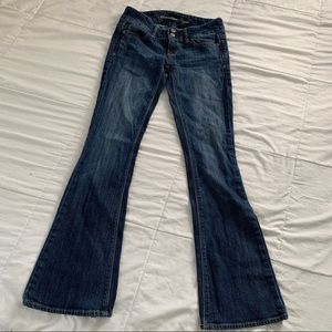 American Eagle Artist Flared Jeans